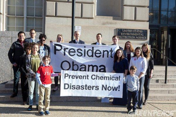 Coalition Testifies at EPA